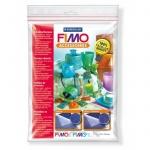 Текстурные листы для полимерной глины Fimo, 168х150мм, 2шт, Восточные мотивы/  Луг