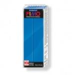 Полимерная глина Fimo Professional чисто-синяя, 350г