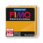 Полимерная глина Fimo Professional охра, 85г