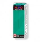 Полимерная глина Fimo Professional чисто-зеленая, 350г