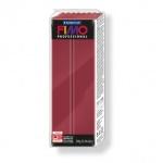 Полимерная глина Fimo Professional бордовая, 350г