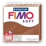 Полимерная глина Fimo Soft карамельная, 57г