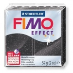 Полимерная глина Fimo Effect звездная пыль, 57г