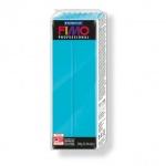 Полимерная глина Fimo Professional бирюзовая, 350г