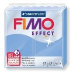 Полимерная глина Fimo Effect голубой агат, 57г