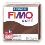 Полимерная глина Fimo Soft какао, 57г