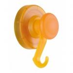 Крючок магнитный Magnetoplan d=68 мм, до 20кг, оранжевый
