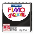Полимерная глина Fimo Kids черная, 42г
