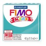 Полимерная глина Fimo Kids бирюзовая, 42г
