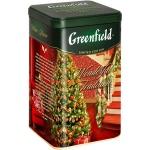 Чай Greenfield, черный, листовой, ж/б, 150 г