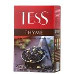 Чай Tess Pleasure, черный, листовой, 100 г