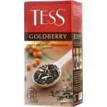 Чай Tess Tess Goldberry (Тесс Голдберри), черный, 25 пакетиков