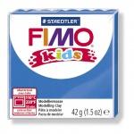 Полимерная глина Fimo Kids синяя, 42г
