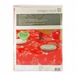 _Скатерти_0 Tarrington House Teflon 150х200см, красная
