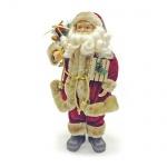 Декоративная кукла Tarrington House Санта Клаус 38см, красный, 418105