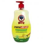 Средство для посуды и детских принадлежностей Mаmа Ultimate 1л, лимон, гель