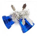 Елочная игрушка Tarrington House Традиция 2шт, синяя, пластик, 527431