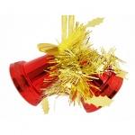 Елочная игрушка Tarrington House Традиция 2шт, красная, пластик, 527431