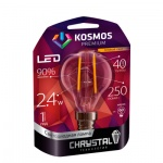 ����� ������������ Kosmos Premium Chrystal, E27, 2.4��, ������ �����