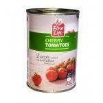 Томаты Fine Life черри в томатном соусе, 400г