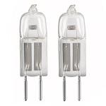 Лампа галогенная Osram ST 20Вт, G4, теплый свет, 2 шт/уп