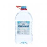 Вода питьевая Черноголовская без газа, 5 л, ПЭТ