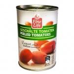 Томаты Fine Life очищенные в томатном соусе, 400г