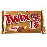 Батончик шоколадный Twix, 4шт х 55г