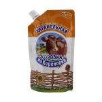 Молоко сгущенное Коровка Из Кореновки 8.5% 270г, варенка, мягкая упаковка