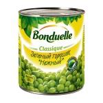 Зеленый горошек Bonduelle нежный, 800г