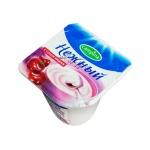 Йогурт Нежный с соком вишни, 1.2%, 100г