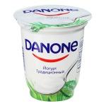 Йогурт Danone традиционный, 3.3%, 350 г