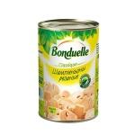 Грибные консервы Bonduelle шампиньоны резаные, 400г