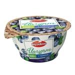 Йогурт Вкуснотеево черника, 3.5%, 140г