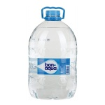 Вода питьевая Bon Aqua без газ, 5л, ПЭТ