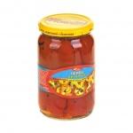 Консервированные овощи Монолит перец печеный, 620г