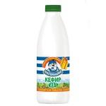 Кефир Простоквашино 2.5%, 930г