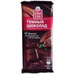 Шоколад Fine Life темный, 5штх90г