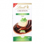 Шоколад Lindt Creation, 100г, мята