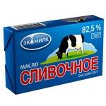 Масло сливочное Омкк 82.5%, 180 г