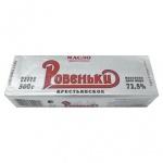Масло сливочное Ровеньки Крестьянское 72.5%, 500г