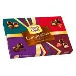 Конфеты Alpen Gold Composition ассорти из темного шоколада, 194 г