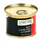 Фуа-гра Labeyrie утиная, 30%, кусочки, 150г
