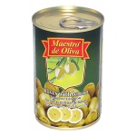 Оливки Maestro De Oliva с лимоном, 300г