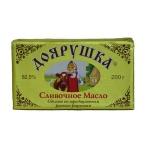 Масло сливочное Доярушка 82.5%, 200г