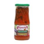 Консервированные овощи Маринадовъ баклажаны в аджике, 510г