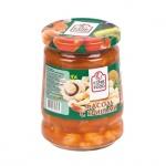 Фасоль Fine Food с грибами, 550г