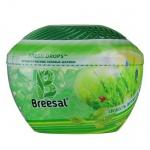 Освежитель воздуха гелевый Breesal Ароматический шарик, 215г, свежесть летнего луга