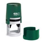 Оснастка для круглой печати Colop Printer d=40мм, паприка, с крышкой