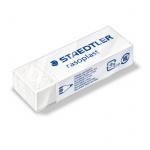 Ластик Staedtler Rasoplast B20, 65x23x13мм, белый